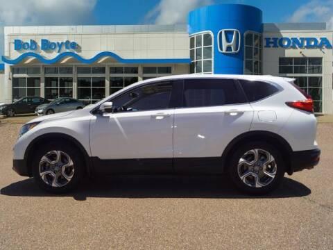 2018 Honda CR-V for sale at BOB BOYTE HONDA in Brandon MS