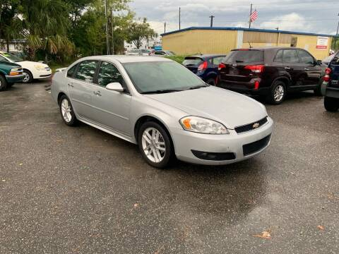 2016 Chevrolet Impala Limited for sale at Sensible Choice Auto Sales, Inc. in Longwood FL