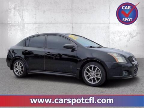 2009 Nissan Sentra for sale at Car Spot Of Central Florida in Melbourne FL