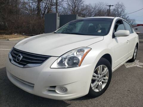 2011 Nissan Altima for sale at speedy auto sales in Indianapolis IN