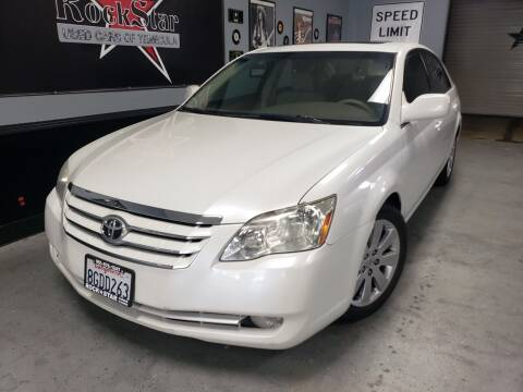 2005 Toyota Avalon for sale at ROCKSTAR USED CARS OF TEMECULA in Temecula CA