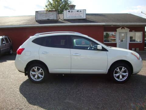 2010 Nissan Rogue for sale at G and G AUTO SALES in Merrill WI