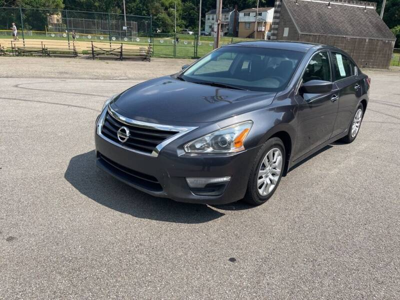 2013 Nissan Altima for sale at Seran Auto Sales LLC in Pittsburgh PA