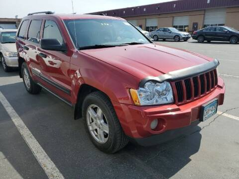 2006 Jeep Grand Cherokee for sale at Affordable 4 All Auto Sales in Elk River MN