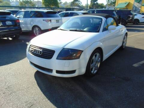 2002 Audi TT for sale at Santa Monica Suvs in Santa Monica CA