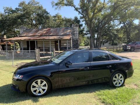 2011 Audi A4 for sale at Village Motors Of Salado in Salado TX