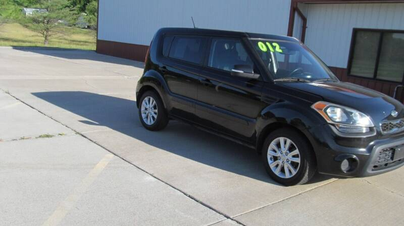 2012 Kia Soul for sale at New Horizons Auto Center in Council Bluffs IA