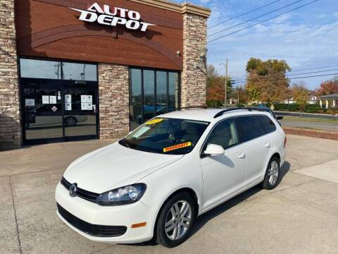 2013 Volkswagen Jetta for sale at Auto Depot of Smyrna in Smyrna TN