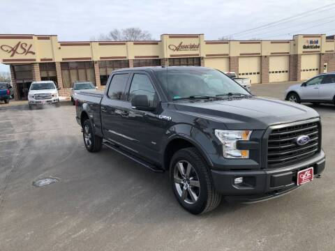 2016 Ford F-150 for sale at ASSOCIATED SALES & LEASING in Marshfield WI