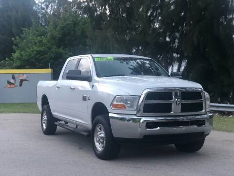 2010 Dodge Ram Pickup 2500 for sale at CAR UZD in Miami FL