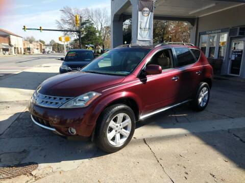 2006 Nissan Murano for sale at ROBINSON AUTO BROKERS in Dallas NC