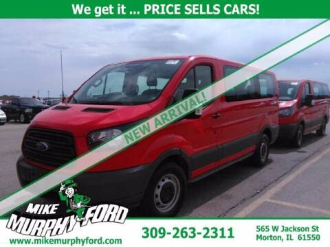 2018 Ford Transit Passenger for sale at Mike Murphy Ford in Morton IL