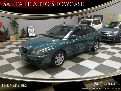 2006 Hyundai Elantra for sale at Santa Fe Auto Showcase in Santa Fe NM