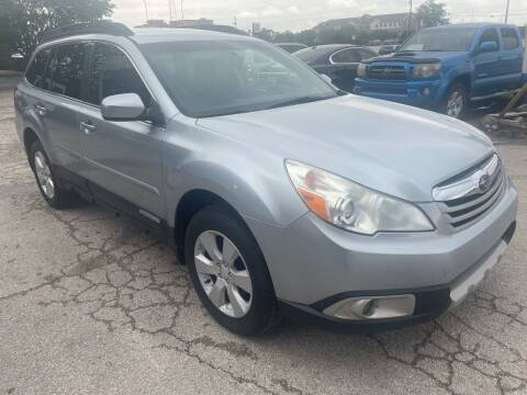 2012 Subaru Outback for sale at Austin Direct Auto Sales in Austin TX