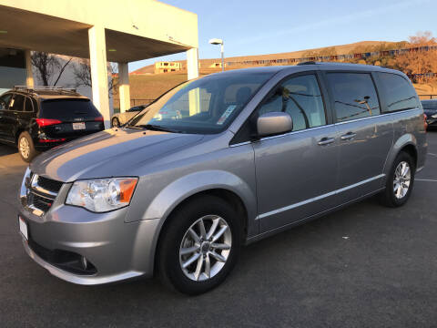 2019 Dodge Grand Caravan for sale at Autos Wholesale in Hayward CA