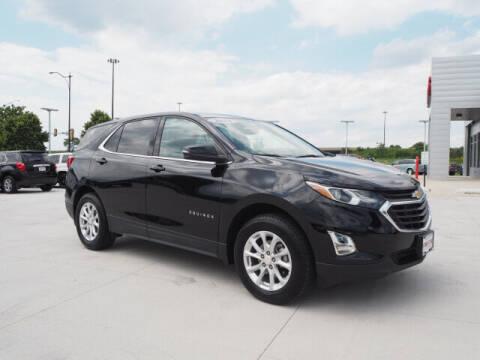 2018 Chevrolet Equinox for sale at SIMOTES MOTORS in Minooka IL
