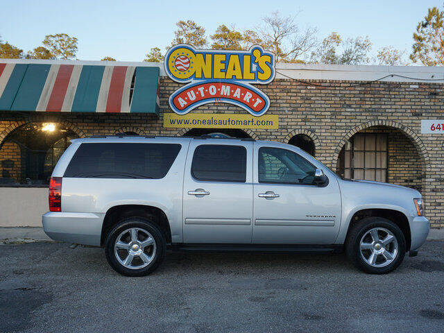 2013 Chevrolet Suburban for sale at Oneal's Automart LLC in Slidell LA