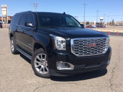 2020 GMC Yukon XL for sale at Rocky Mountain Commercial Trucks in Casper WY