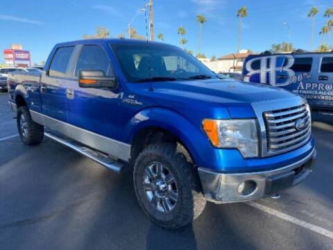 2010 Ford F-150 for sale at Brown & Brown Wholesale in Mesa AZ