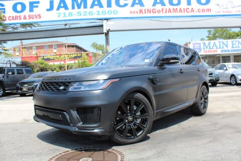 2020 Land Rover Range Rover Sport for sale at MIKEY AUTO INC in Hollis NY