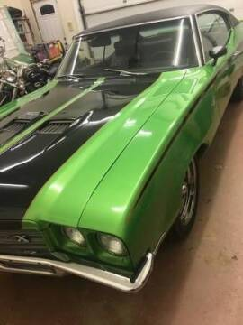1971 Buick Gran Sport for sale at Classic Car Deals in Cadillac MI