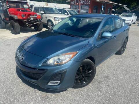 2010 Mazda MAZDA3 for sale at CHECK  AUTO INC. in Tampa FL