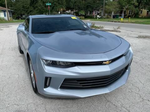 2017 Chevrolet Camaro for sale at Consumer Auto Credit in Tampa FL