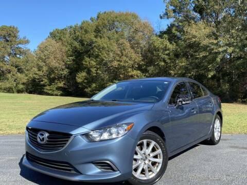 2017 Mazda MAZDA6 for sale at Global Pre-Owned in Fayetteville GA