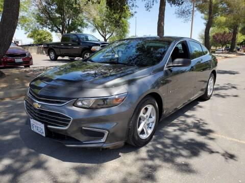 2017 Chevrolet Malibu for sale at Matador Motors in Sacramento CA