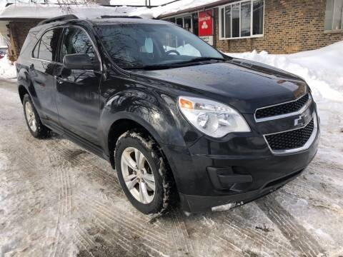 2011 Chevrolet Equinox for sale at Midland Commercial. Chicago Cargo Vans & Truck in Bridgeview IL