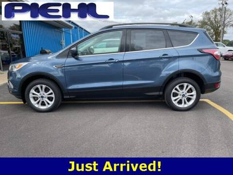 2018 Ford Escape for sale at Piehl Motors - PIEHL Chevrolet Buick Cadillac in Princeton IL