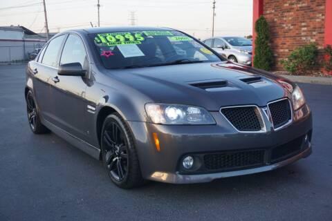 2008 Pontiac G8 for sale at Premium Motors in Louisville KY