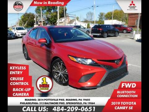 2019 Toyota Camry for sale at Volkswagen of Springfield in Springfield PA