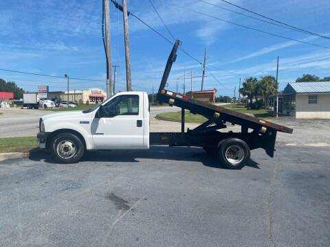 2006 Ford F-350 Super Duty for sale at D & D Auto Sales in Valdosta GA