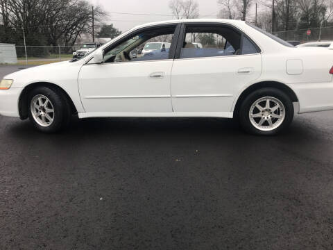 1999 Honda Accord for sale at Beckham's Used Cars in Milledgeville GA
