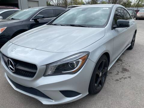 2014 Mercedes-Benz CLA for sale at Auto Solutions in Warr Acres OK