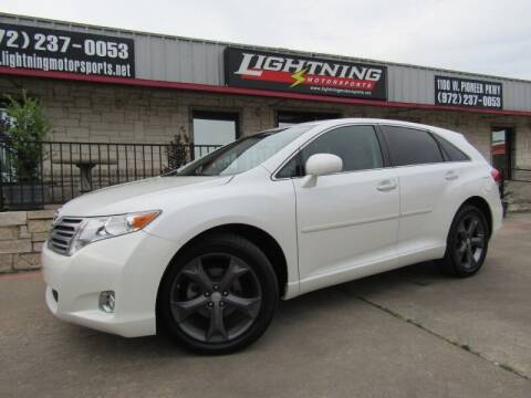 2011 Toyota Venza for sale at Lightning Motorsports in Grand Prairie TX
