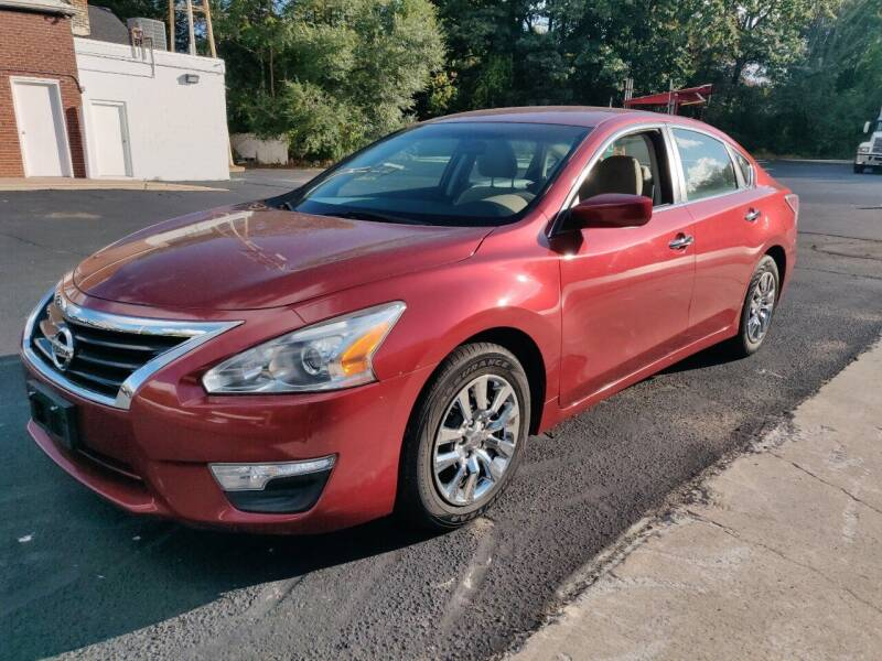2015 Nissan Altima for sale at Turnpike Automotive in North Andover MA
