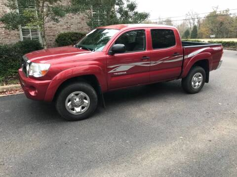 2007 Toyota Tacoma for sale at Rickman Motor Company in Somerville TN