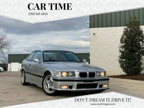 1999 BMW M3 for sale at Car Time in Philadelphia PA