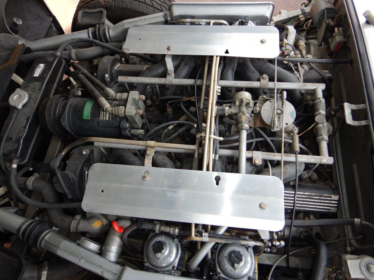 1973 Jaguar XKE 87