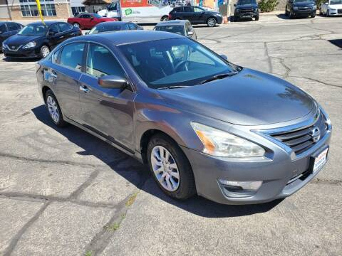 2014 Nissan Altima for sale at Curtis Auto Sales LLC in Orem UT