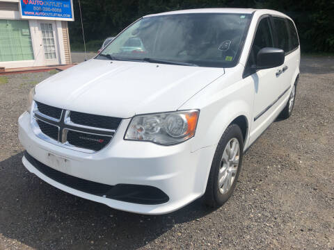 2014 Dodge Grand Caravan for sale at AUTO OUTLET in Taunton MA