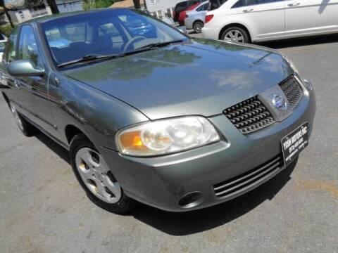 2005 Nissan Sentra for sale at Yosh Motors in Newark NJ