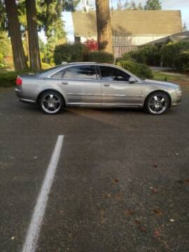 2004 Audi A8 L for sale at Seattle Motorsports in Shoreline WA
