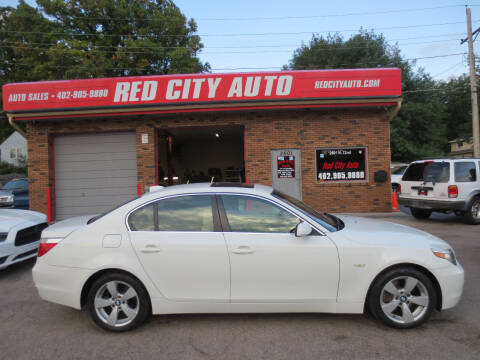 2006 BMW 5 Series for sale at Red City  Auto in Omaha NE
