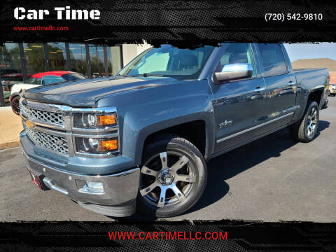 2014 Chevrolet Silverado 1500 for sale at Car Time in Denver CO