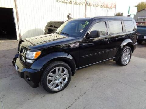 2007 Dodge Nitro for sale at De Anda Auto Sales in Storm Lake IA