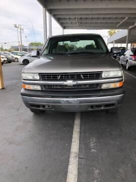 2000 Chevrolet Silverado 1500 for sale at Auto Outlet Sac LLC in Sacramento CA