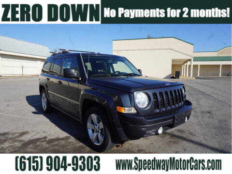 2014 Jeep Patriot for sale at Speedway Motors in Murfreesboro TN
